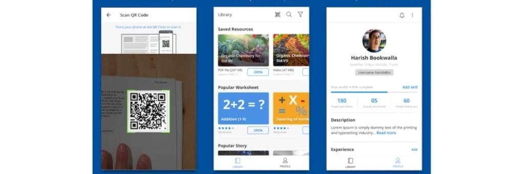 Frame 2 65 1024x341 - How to create an educational app like Diksha