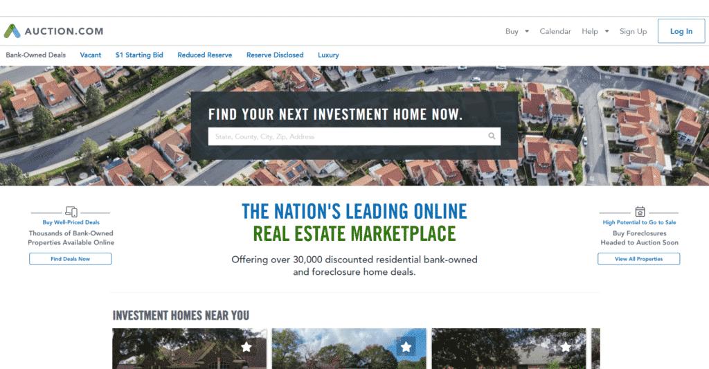 Screenshot 420 1024x533 - Как построить платформу для аукциона  недвижимости?