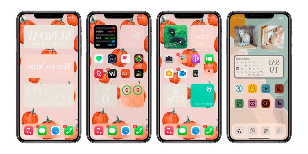 kak oformit glavnyj ekran ios 14 42 1 1024x512 - Cтоит ли  разрабатывать виджеты для вашего приложения iOS?